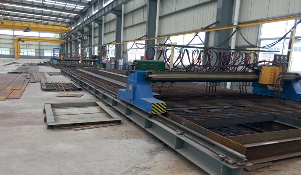 Cutting Machine-Havit Steel Structure