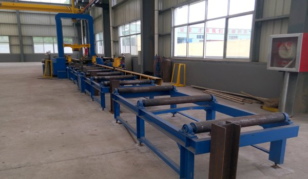 Assembling Machine-Havit Steel Structure