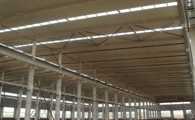 Roof Bracing-Havit Steel