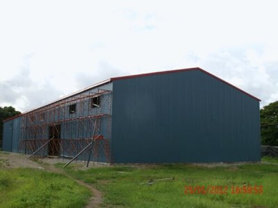 Steel Warehouse Papua New Guinea