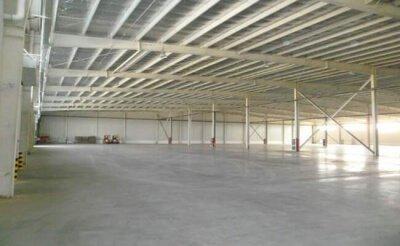 Steel Warehouse Building
