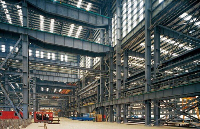 steel structure industrial buildings