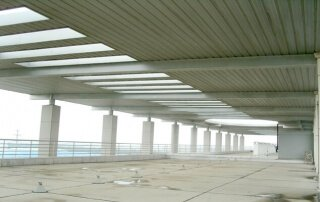 waterproof of Steel Structure Roofing