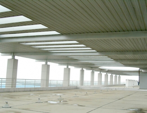 How to deal with steel structure roofing waterproof details