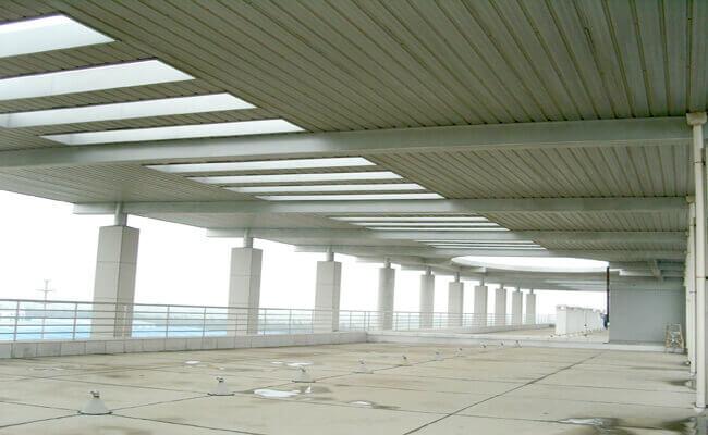 waterproof of Steel Structure Roofing