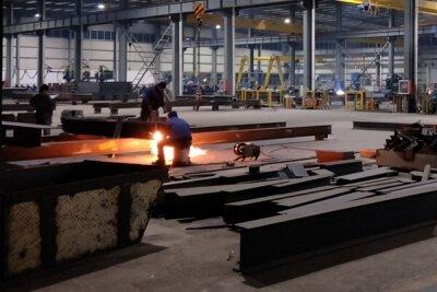 Steel Structure Welding