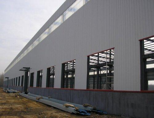 Steel Workshop Garage