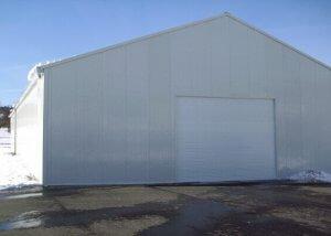 Switzerland Galvanized Warehouse