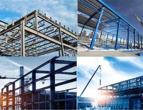 The Design of Steel Structure Building