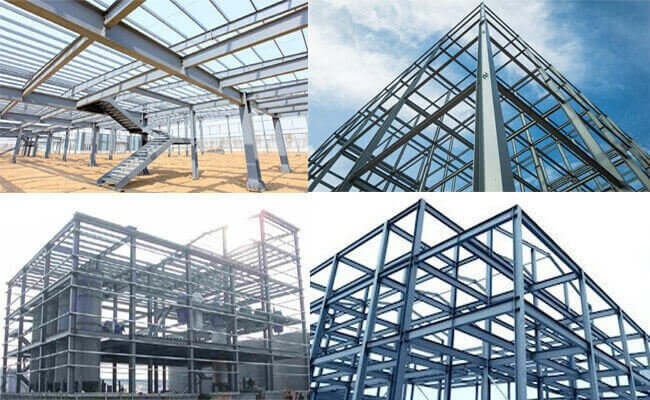 steel structure buildings price